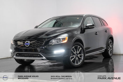 Volvo V60 Cross Country T5 2017