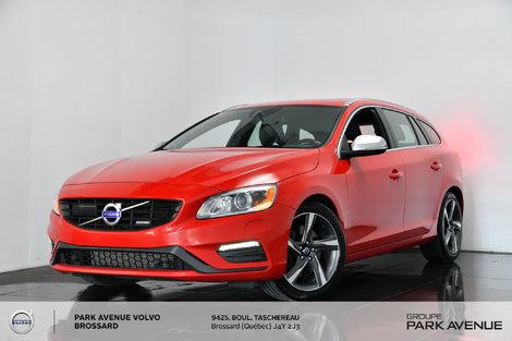 2015 Volvo V60 T6 R-Design Platinum