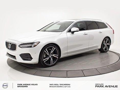 Volvo V90 T6 R-Design 2018