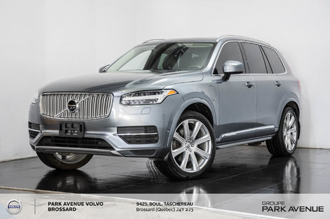 Volvo XC90 Hybrid T8 Inscription 2016