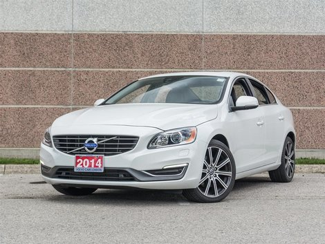 2014 Volvo S60 T6 AWD A