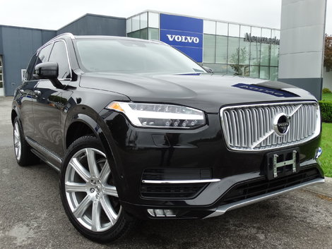 2017 Volvo XC90 2017 Volvo XC90 - AWD 5dr T6 Inscription 7-Passeng