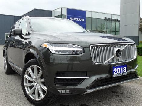 Volvo XC90 T6 Inscription 160KM Warranty Vision Conv. Climate 2018