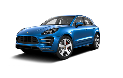 2018 Porsche Macan Turbo MACAN TURBO PERFORMANCE PACKAGE