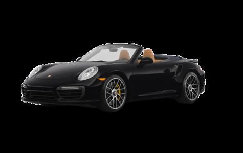 2019 Porsche 911 Turbo Cabriolet 911 Turbo S