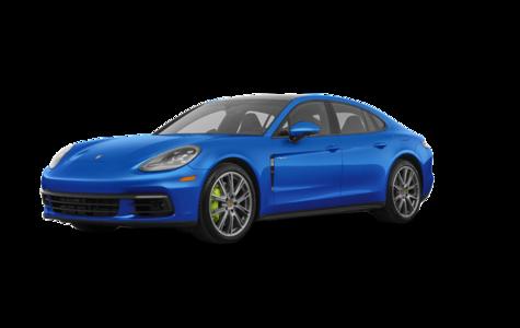 2019 Porsche Panamera E-Hybrid Turbo S