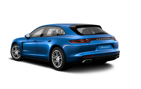 2019 Porsche Panamera Sport Turismo 4