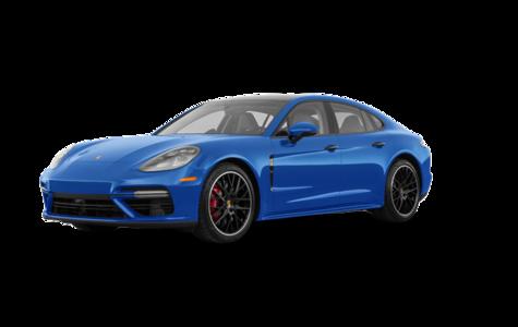 2019 Porsche Panamera Turbo