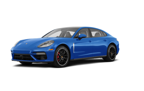 2019 Porsche Panamera Turbo Executive