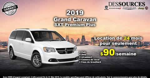 Promo Grand Caravan