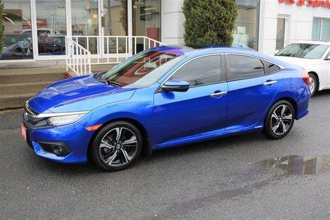 2016 Honda Civic Touring CVT