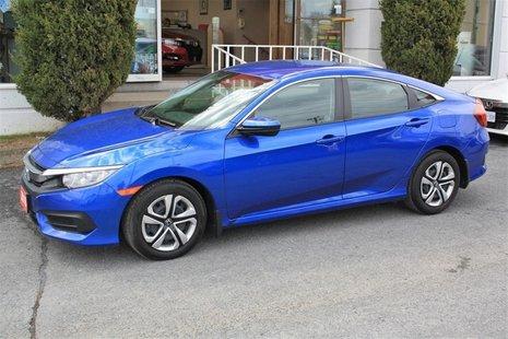2016 Honda Civic LX CVT