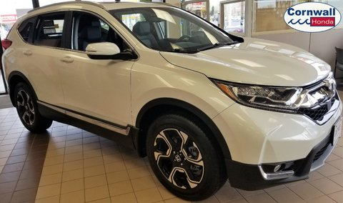 2019 Honda CR-V Touring  -  Sunroof, Push-Button, Alloy's