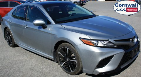 2018 Toyota Camry XSE  -  Leather, Heated Seats, Sunroof, Push-Butto