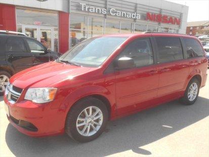 2013 Dodge Grand Caravan SE Plus