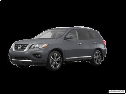 2019 Nissan Pathfinder 4x4 Platinum