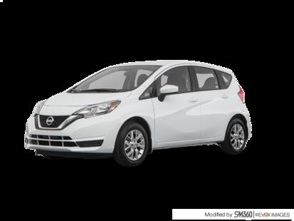 2019 Nissan Versa Note SV CVT