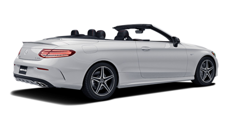2018  C-Class Cabriolet AMG  43 4MATIC