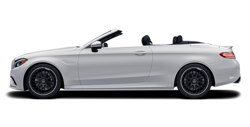 2018  C-Class Cabriolet AMG  63