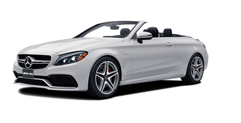 2018  C-Class Cabriolet AMG  63 S