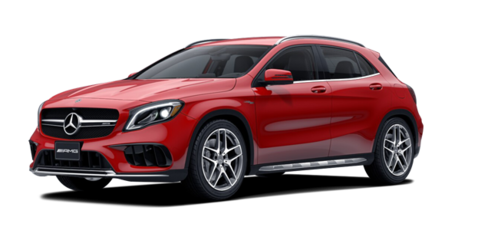 GLA 45 AMG 4MATIC 2018