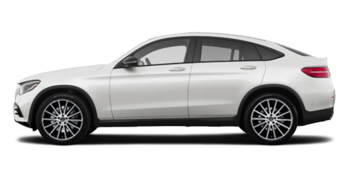 2018  GLC Coupe 300 4MATIC