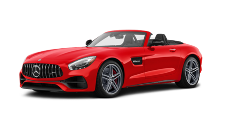 2018  AMG GT Roadster C