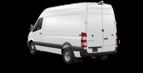 2018  Sprinter 4X4 CARGO VAN 3500