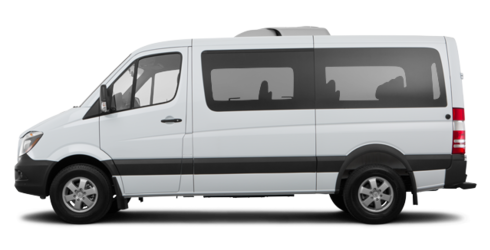 2018  Sprinter 4X4 PASSENGER VAN 2500