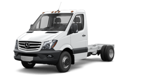 2018  Sprinter CAB CHASSIS 3500