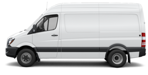 Sprinter FOURGON 3500  2018