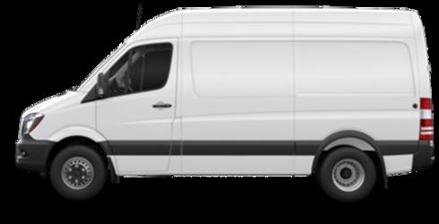 2018  Sprinter CARGO VAN 3500