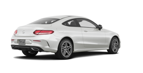 2019  C-Class Coupe 300 4MATIC