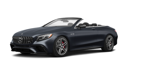 2019  S-Class Cabriolet 63 4MATIC+ AMG
