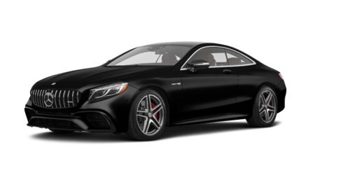 2019  S-Class Coupe 63 4MATIC AMG