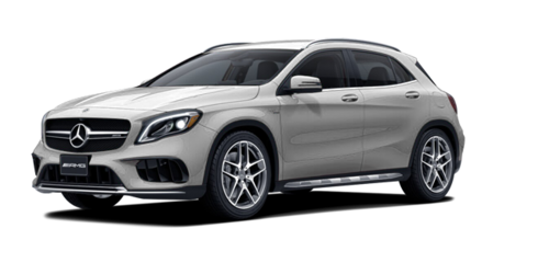 4088cf2ac8 2019 Mercedes-Benz GLA 45 AMG 4MATIC - Sized to fit in. Styled to ...