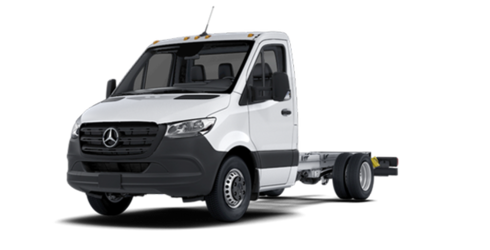 2019  Sprinter Cab Chassis 4500