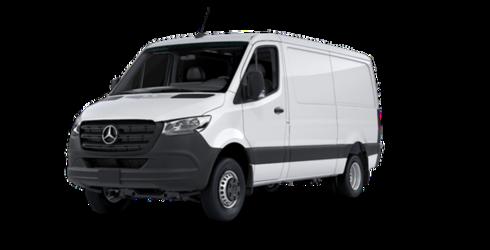 2019  Sprinter 4X4 Cargo Van 3500XD