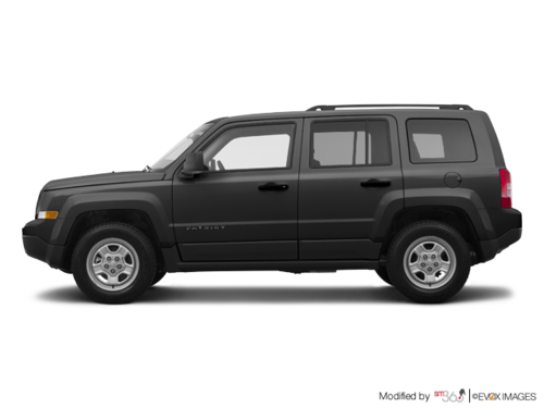 Automobile Guy Beaudoin New 2016 Jeep Patriot Sport For Sale In Laurier Station