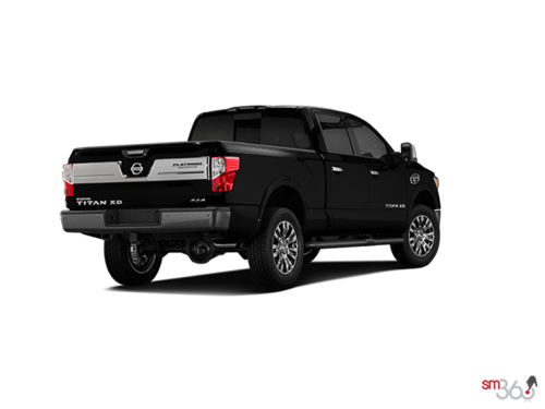 macdonald auto group new 2016 nissan titan xd diesel platinum reserve for sale. Black Bedroom Furniture Sets. Home Design Ideas