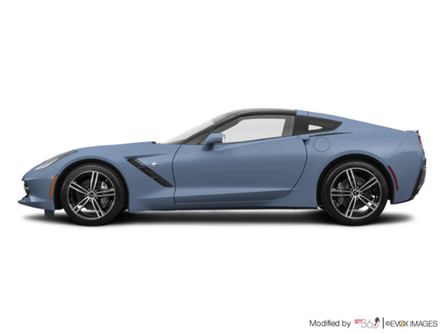 Sterling Blue Metallic