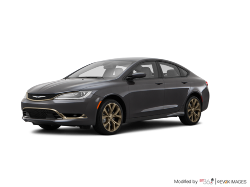 Macdonald Auto Group New 2017 Chrysler 200 S Alloy