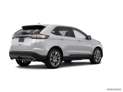 Macdonald Auto Group New 2017 Ford Edge Titanium For Sale