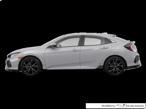 Honda de la capitale new 2017 honda civic hatchback for 2017 honda civic hatchback sport for sale