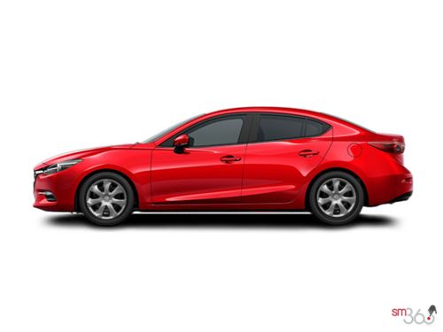 groupe rive sud new 2017 mazda 3 gx for sale