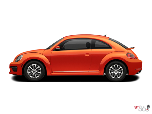 Test Drive The 2017 Vw Beetle In St Eustache Near Laval