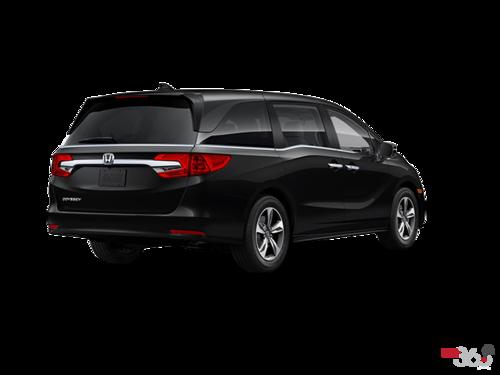 2018 honda odyssey black. Beautiful Black Crystal Black Pearl  With 2018 Honda Odyssey Black R
