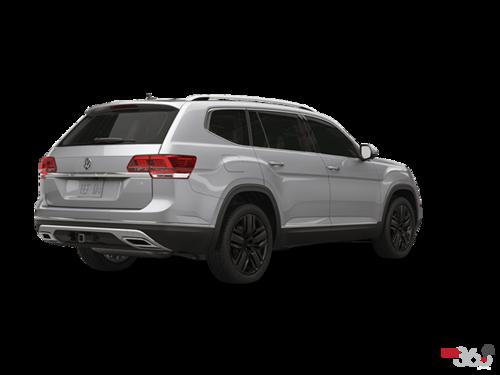 2018 volkswagen atlas black. Exellent Atlas Reflex Silver Metallic  To 2018 Volkswagen Atlas Black