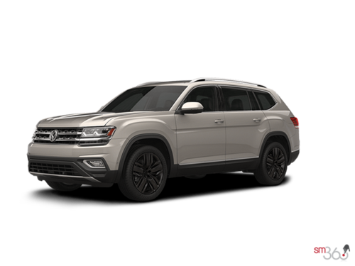 Groupe Couture   New 2018 Volkswagen Atlas EXECLINE for ...