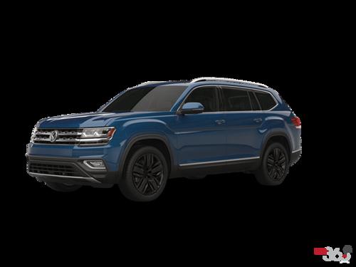Volkswagen Sorel-Tracy   New 2018 Volkswagen Atlas EXECLINE for sale in Sorel-Tracy